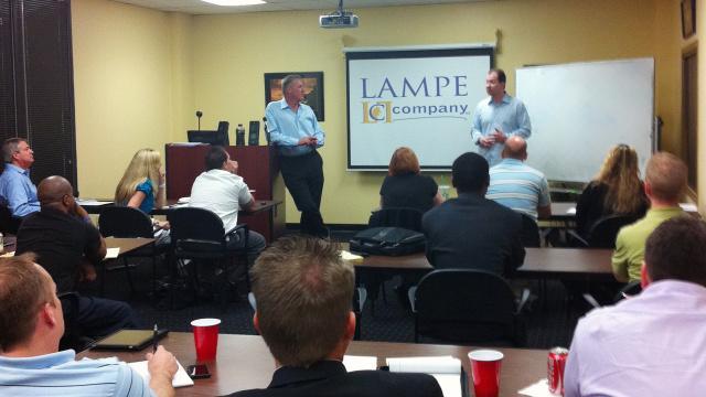 Bill Teaching at the Dallas Bootcamp
